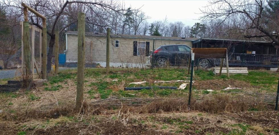 Future Site of Simplestead Potager