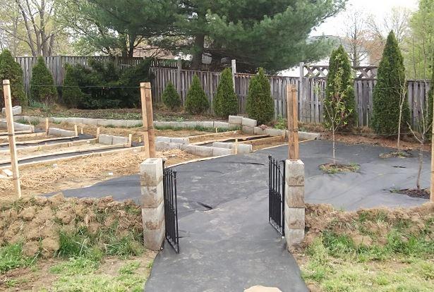 Garden Bed Design